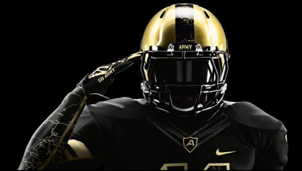 Kyle Harrell has committed to playing football next year for the United States Military Academy at West Point. (Contributed)
