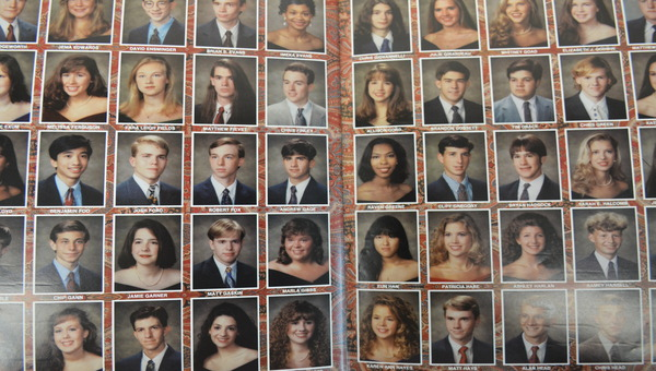 There were more than 200 students in the Class of 1995.