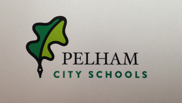 Pelham City Schools' new logo featuring an oak leaf and stylized quill pen. (Contributed)