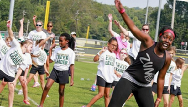 Pelham Park's Zumbathon will be Aug. 29 from 8-11 a.m. at the youth football field. (Contributed)