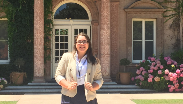 Brianna Braden, a rising sophomore at Chelsea High School, was invited to attend the 10-day Intensive Law & Trial summer program at Stanford Law School in July. (Contributed)