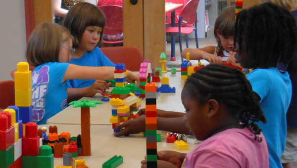 The Albert L. Scott Library in Alabaster is gearing up for fall activities designed to help children build on or retain literacy skills they gained over the summer. On Sept. 8, Lego League will meet from 4-4:45 p.m., and kids can play with Legos of all sizes. (Contributed)