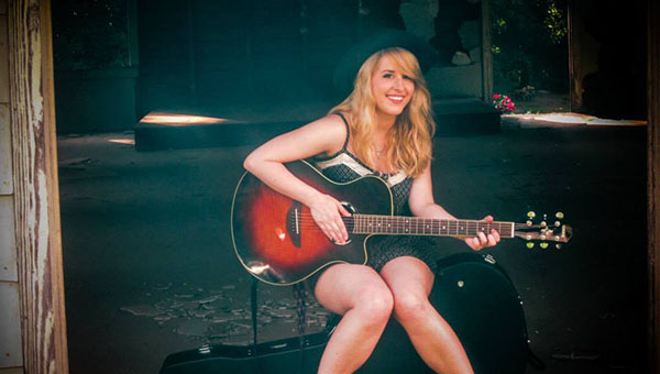 Helena native Jessica Roberts recently signed with Lamon Records and currently has three songs on iTunes. (Contributed)
