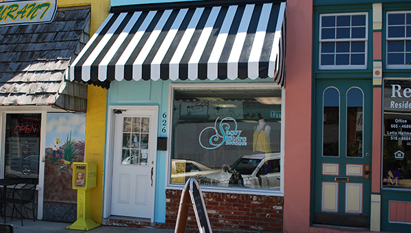 Pictured is the newest Sassy Sisters Boutique location at 626 Main Street in Montevallo. The boutique also has stores in Columbiana and Helena. (Reporter Photo/Graham Brooks)