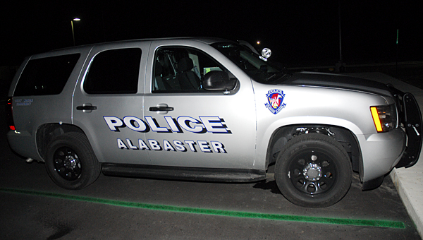 The Alabaster Police Department soon will receive five new Chevrolet Tahoe police cruisers. (File)