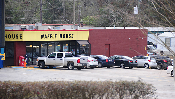 The Alabaster Waffle House location on U.S. 31 near Interstate 65 has permanently closed its doors, and the company is looking for a new location in the city. (File)