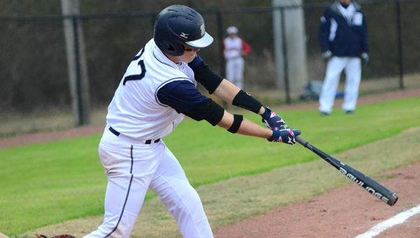 Evangel had 23 hits in two games against the Tuscaloosa Home Educators on April 28, winning both games easily and advancing to 20-13 on the year. (File)