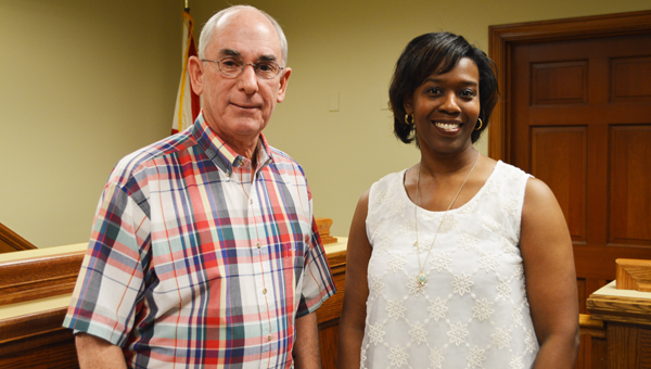 Allan Wade and Sharon Samuel were appointed to Place 3 and Place 4, respectively, of the Pelham Board of Education at an April 18 meeting of the City Council. (Contributed)