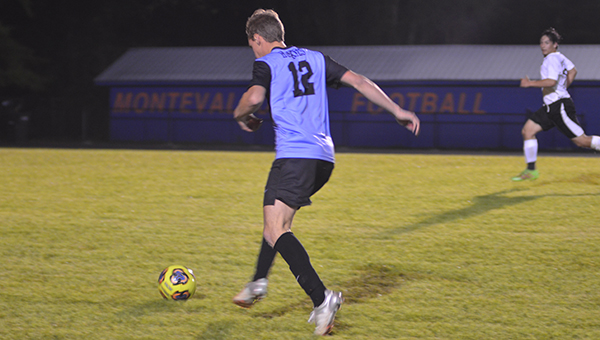 The Helena Huskies boys soccer team took back the No. 1 spot in the Class 4A-5A rankings with an overall record of 10-6-2. (Reporter Photo/Graham Brooks)