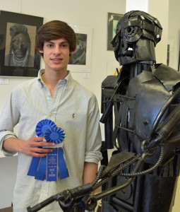 The winners of this year's Statewide High School Art Exhibit sponsored by the Shelby County Arts Council and the UAB Department of Art and Art History were named at the opening reception and College Preview Day at the SCAC gallery April 10. (Contributed)