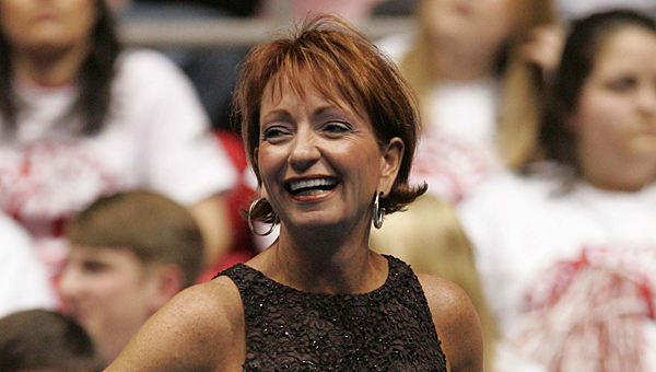 Former University of Alabama gymnastics coach Sarah Patterson will serve as the keynote speaker at Thompson High School's graduation in late May. (Contributed)