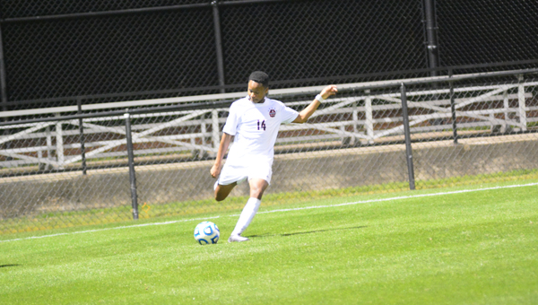 Oak Mountain's Kennedy Davis is one of the 11 players from Shelby County that will take part in the North-South soccer All-Star games on July 19 in Montgomery. (File)
