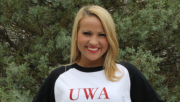 : Helena senior Lille Brewer will attend The University of West Alabama in the fall and was recently selected as one of the newest members of the UWA Tigerettes squad. (Contributed)
