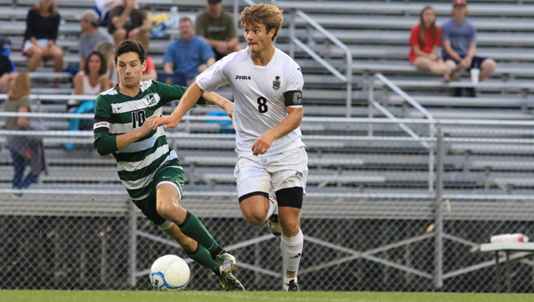 Briarwood's Josh Brower scored 32 goals and accumulated 20 assists in his senior year, good for 84 points, the most in the county in 2016. (File)