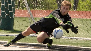 Ryan Dearman of Oak Mountain allowed only five goals all season, helping to make the Eagles' defense one of the best in the nation. (File)