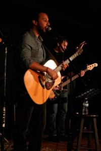 Gabriel Tajeu will perform at the Black Box Theater for his album release party and show.