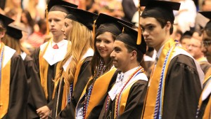 The Spain Park High School class of 2016 graduated 390 students on May 25. (For the Reporter/Dawn Harrison)