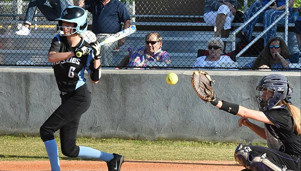 The Helena Lady Huskies softball team finished as the AHSAA Class 5A runner-up after falling to Springville in two games on May 19. (File)