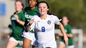 Haley Greene scored 23 goals for Chelsea in her freshman season and assisted on another 15. Her 61 points were the most of any player in the county. (File)