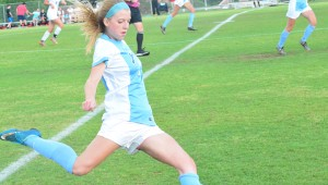 Payton Bisso helped lead Spain Park to the 7A playoffs, and scored seven goals while adding 10 assists in her final prep season. (File)