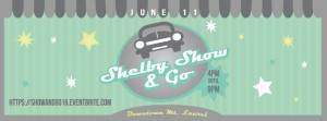 The third annual Shelby Show and Go car show hosted by Safehouse of Shelby County will be held in Mt Laurel on June 11. (Contributed)