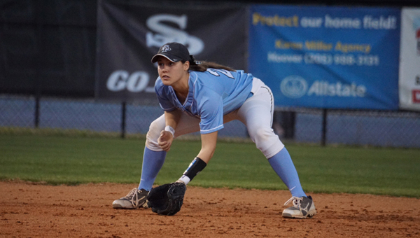 Spain Park's Mary Katherine Tedder had a ridiculous 74 hits and 74 RBIs to go along with 20 home runs in her junior season, and helped lead the Lady Jaguars to the 7A state title game. (File)