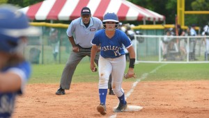 Chelsea's Allie Miller had 69 hits in 43 games this year along with 17 stolen bases and an on-base percentage of .507 as she helped lead Chelsea to the 6A state championship. (File)