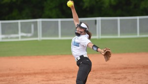 Annabelle Wildra, the seventh-grade pitcher for Spain Park, came on strong for the Lady Jags in the second half of the season and was the staple from the mound for Spain Park during its state tournament run. (File)