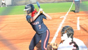 Oak Mountain's Carmyn Greenwood hit .496, drove in 60 runs and had 62 hits over 44 games in her senior season, helping to lead Oak Mountain to 30 wins. (File)