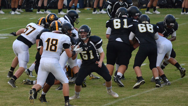 The Vincent Yellow Jackets will look to rebound from their winless 2015 campaign in 2016. (File)