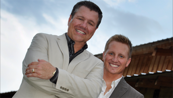 Wilburn&Wilburn are headlining Wilsonville's annual God and Country Celebration June 26. (Contributed)