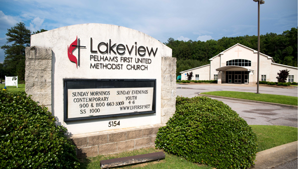 Lakeview Pelham's First United Methodist Church is hosting its second annual Fourth of July Festival on July 2 from 4-9 p.m. (Reporter photo/Keith McCoy)