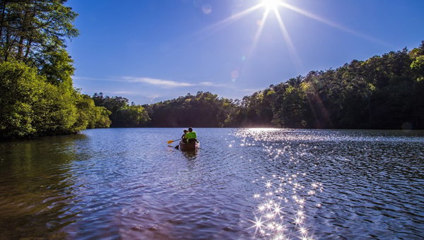 For the third year in a row, Oak Mountain State Park has received the 2016 Certificate of Excellence from TripAdvisor. (Contributed)