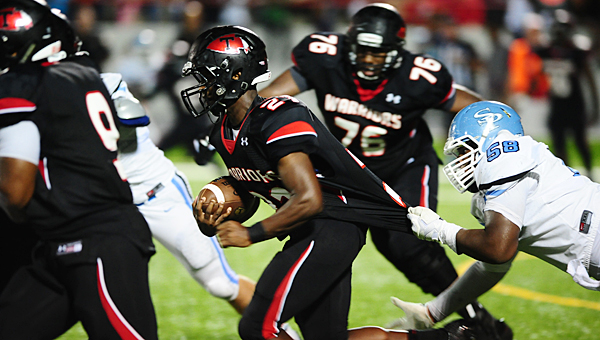 After seeing many improvements during the 2015 season, the Thompson Warriors will look this season to return to the playoffs for the first time since 2006. (File)