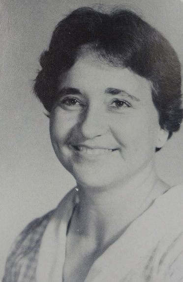 This picture of former Shelby County High School teacher Hilda Cary appeared on a page in the school's 1973 Shelana yearbook, which the senior class dedicated to her. (Contributed)