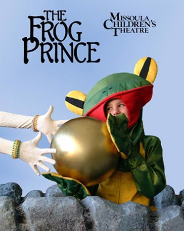 """The Missoula Children's Theater Camp will culminate in a production of """"The Frog Prince"""" on July 2. (Contributed)"""