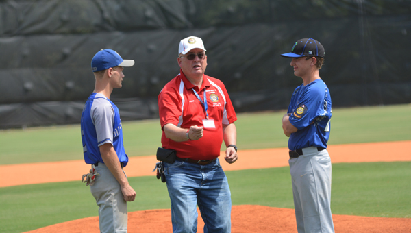 The Alabama American Legion State Baseball Tournament kicked off on July 14. (Reporter Photo/Baker Ellis)