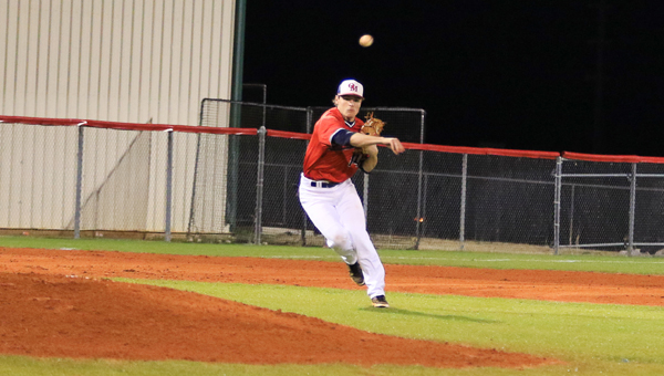 The Oak Mountain baseball Eagles have received the ABCA Team Academic Excellence Award. (File)
