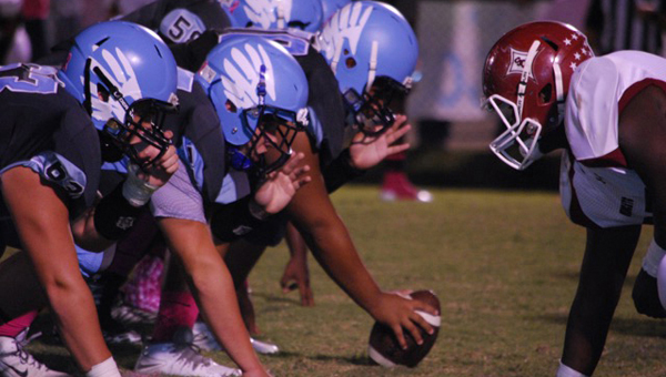 The Calera Eagles have made the playoffs 13 of the last 14 seasons. Can they keep that streak alive in 2016? (File)