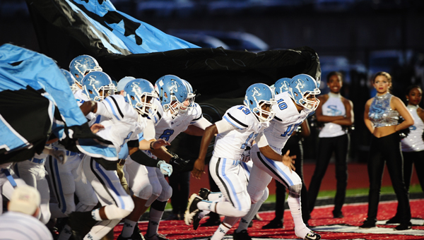 The 2016 football season kicks off this week with a full slate of games. Can Spain Park avoid falling into an 0-1 hole for the second year in a row? (File)