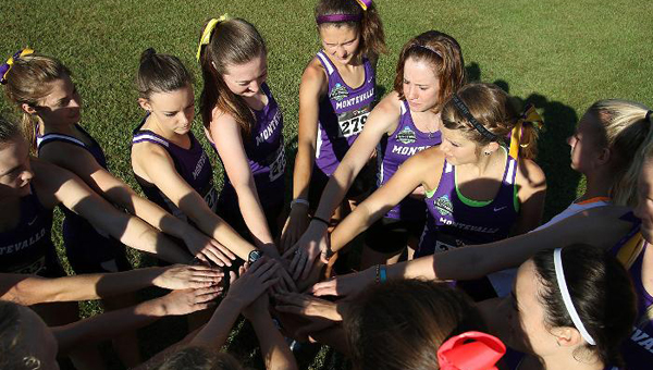 The University of Montevallo's women's cross-country team has been unanimously picked to win the PBC for the third-straight season. (Contributed)