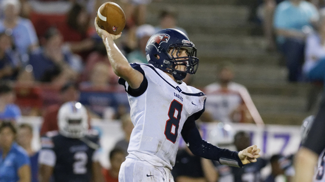 Over the past 20 years, there have only been a handful of teams that have lost three or more games and gone on to win a state title. What are the historical odds of it happening? Not great. (File)