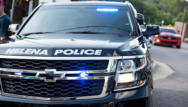 The Helena Police Department earned praise for its community policing initiative in a website's recent list of the safest cities in Alabama. (File)