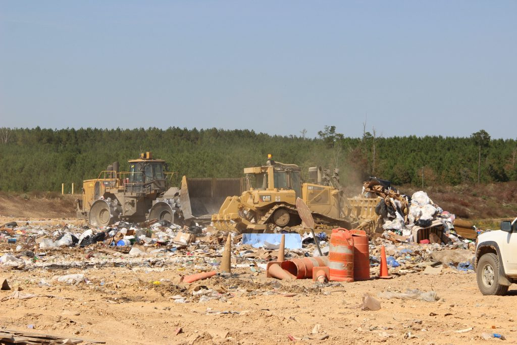Residents will have an opportunity to dispose of trash and debris for free on Oct. 1 at the Shelby County Landfill. (Contributed)