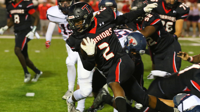 Thompson came out on the wrong side of a thriller against Oak Mountain last week. Can the Warriors bounce back? (File)