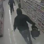 Surveillance video captured two suspects stealing medication from Walgreen's off Doug Baker Boulevard on Aug. 28, but the suspects wore masks and dark clothing, making them difficult to identify.