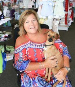 Paige Burnett opened her shop, Gifted, in November 2012.