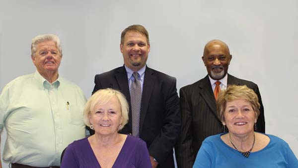 The Shelby County Board of Education members received a President's Award from the Alabama Association of School Board on Sept. 15. (Contributed)