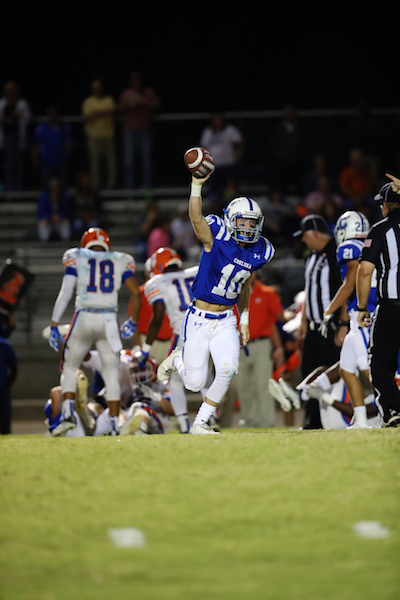 With their big win over Chilton County last Friday, the Chelsea Hornets took a huge step towards claiming a playoff spot. Check out whichcounty teams are in the 2016 playoffs, which teams are out, and which still have a fighting chance. (File)