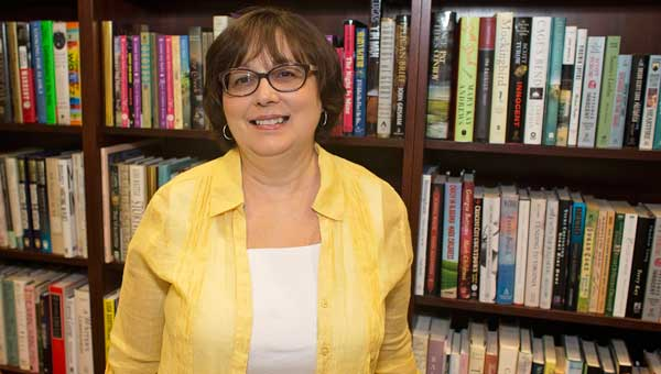 Patricia Guarino- Assistant Director of Hoover Public Library